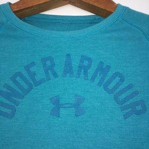 Under armour girls longsleeve GUC size 10